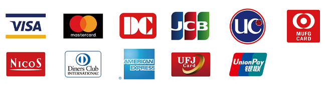 credit cards available